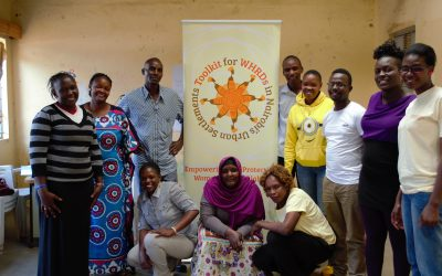 WHRD Toolkit kicks off with community activists from Nairobi's urban settlements